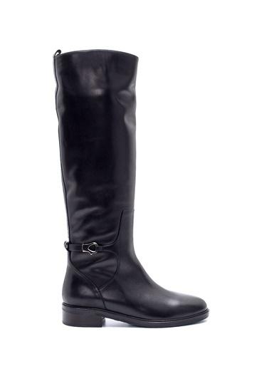 Derimod Kadın Çizme (19540) Casual Siyah